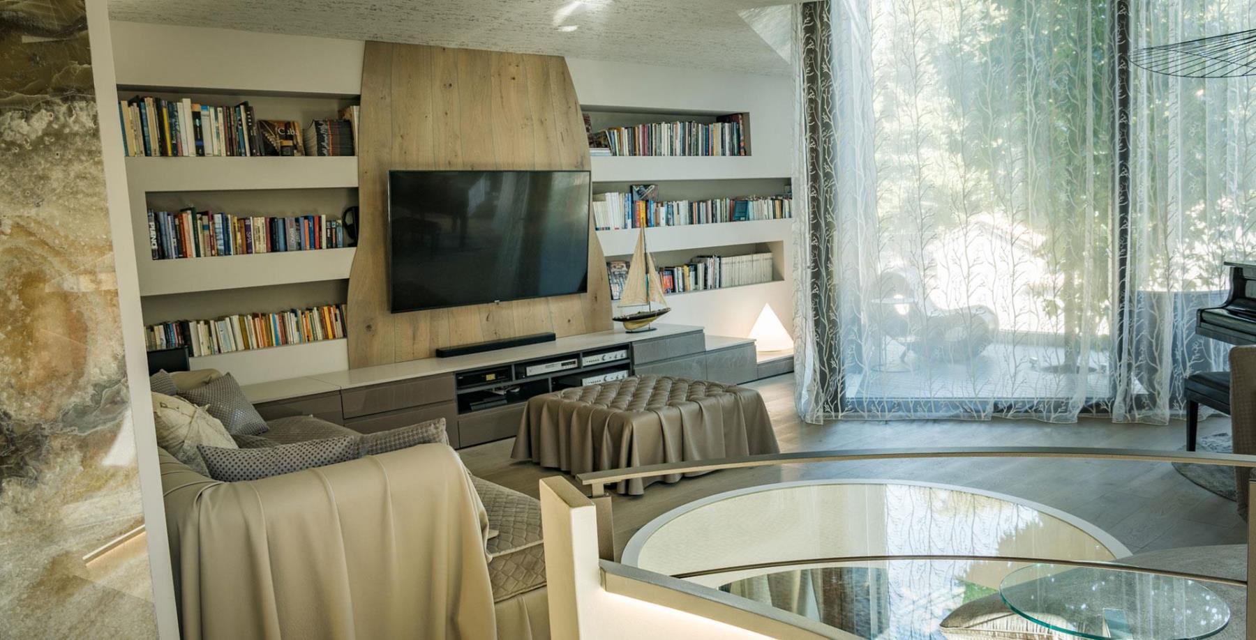 Produzione mobili zona giorno progetto arredamento living for Mobili zona giorno